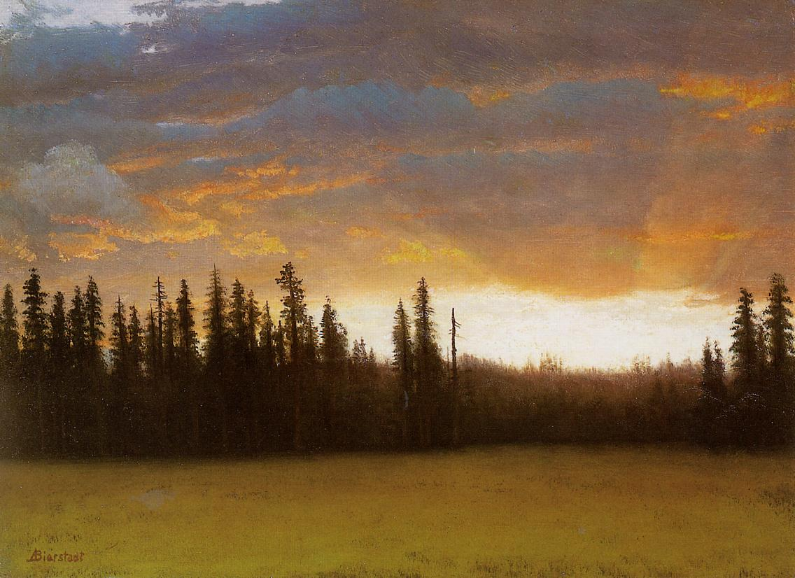 Bierstadt_Albert_California_Sunset