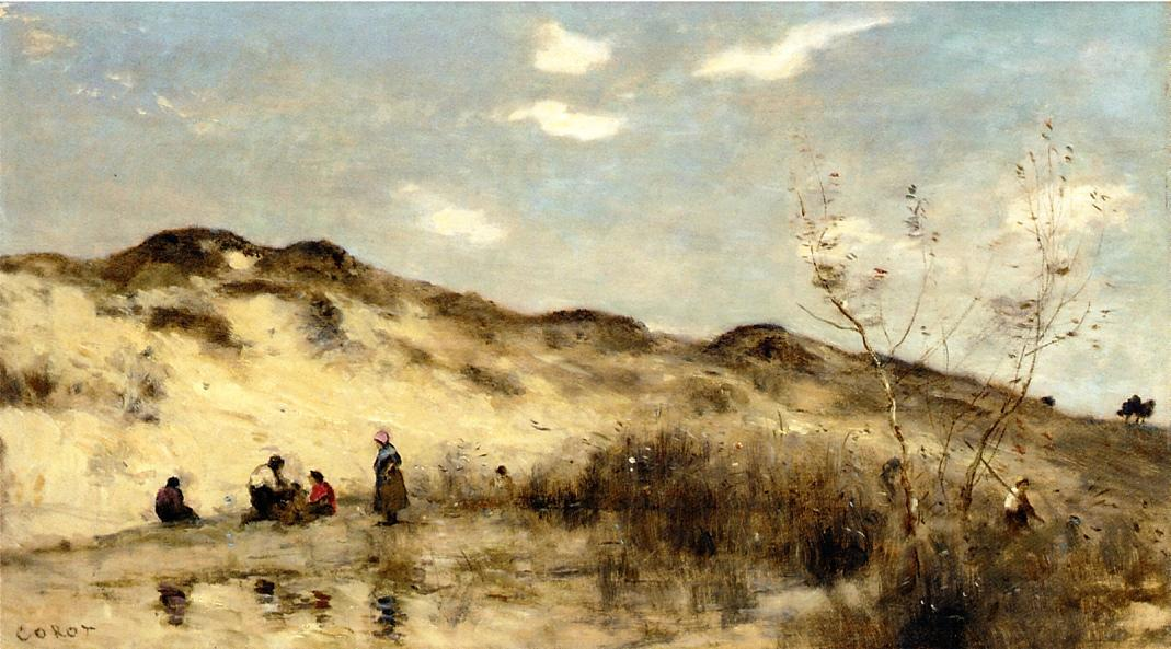 Corot_A_Dune_at_Dunkirk